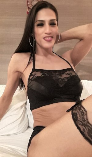 Ana-lucia outcall escorts