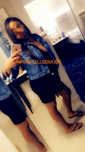 Sheherazad escort girl in Newcastle WA
